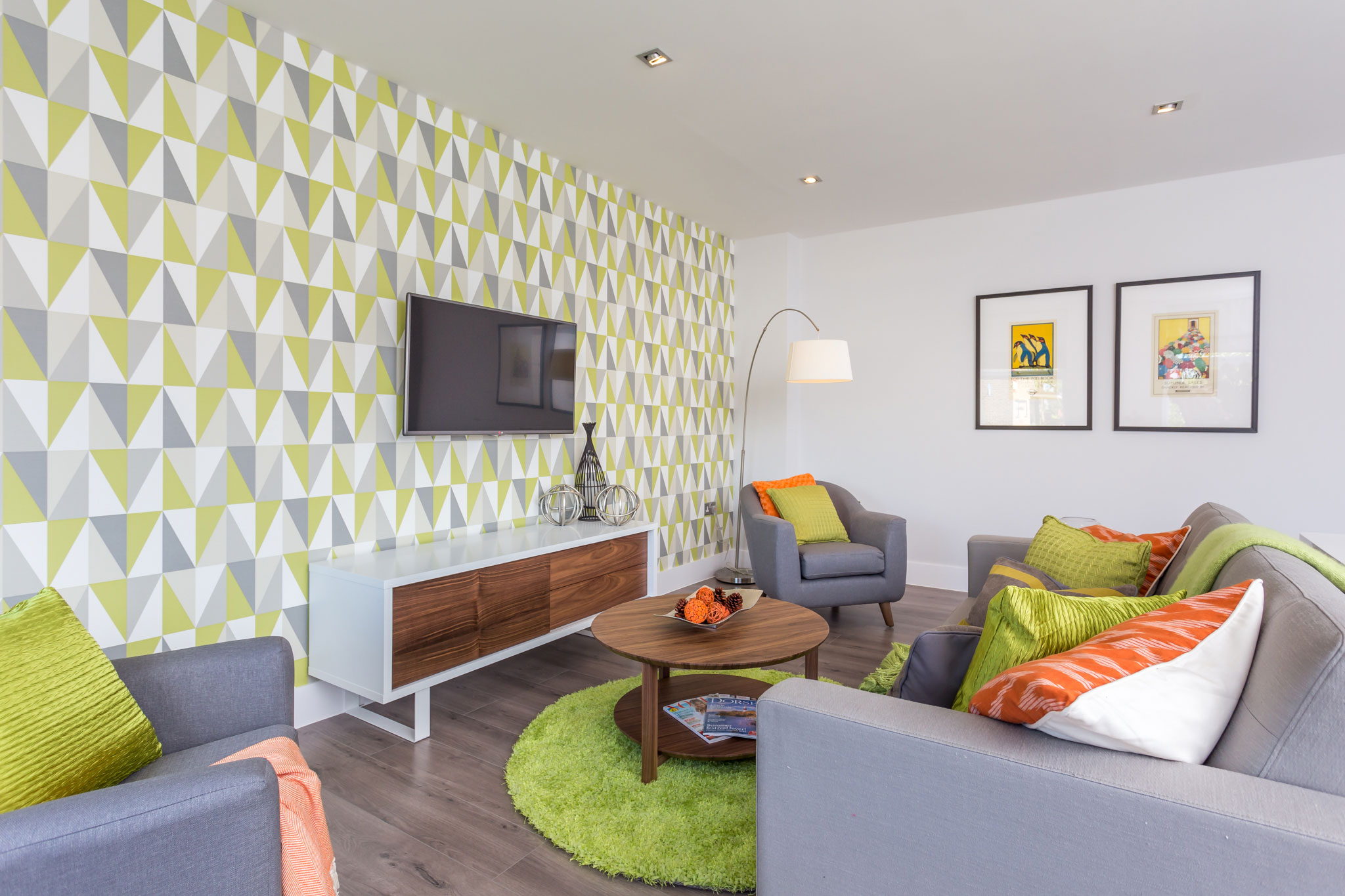 show interior designs house. Retro Scandi Styled Show Home  The brief to Bournemouth s SMB Interior Design Dorset based interior design consultancy